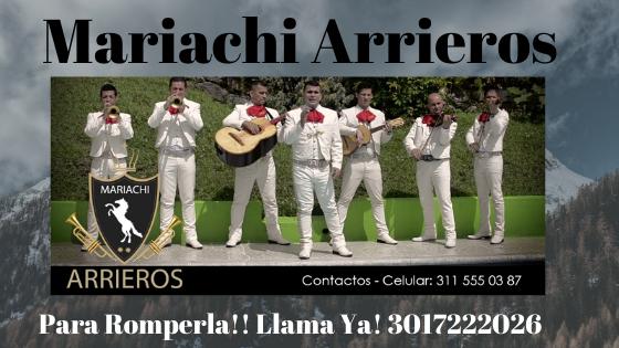 Mariachis en Envigado